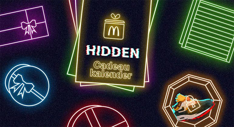 Hidden Cadeau Kalender